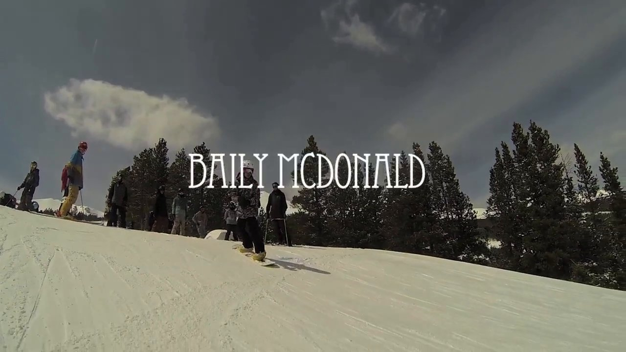 Baily Mcdonald 13/14