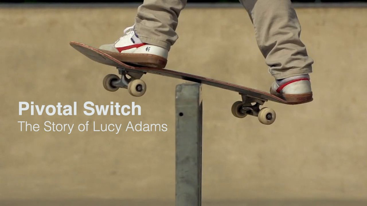 Pivotal Switch – The Story of Lucy Adams