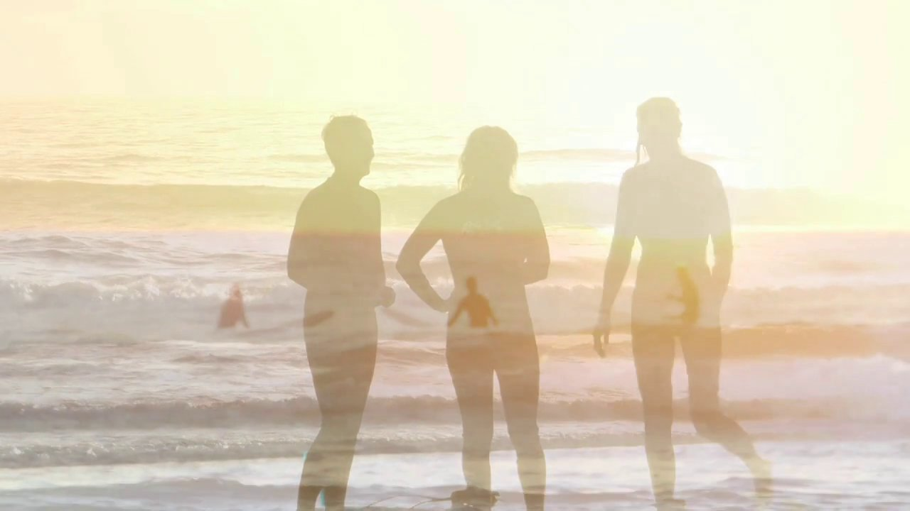 'Women Who Run With the Tides' A Film by Michelle Shearer