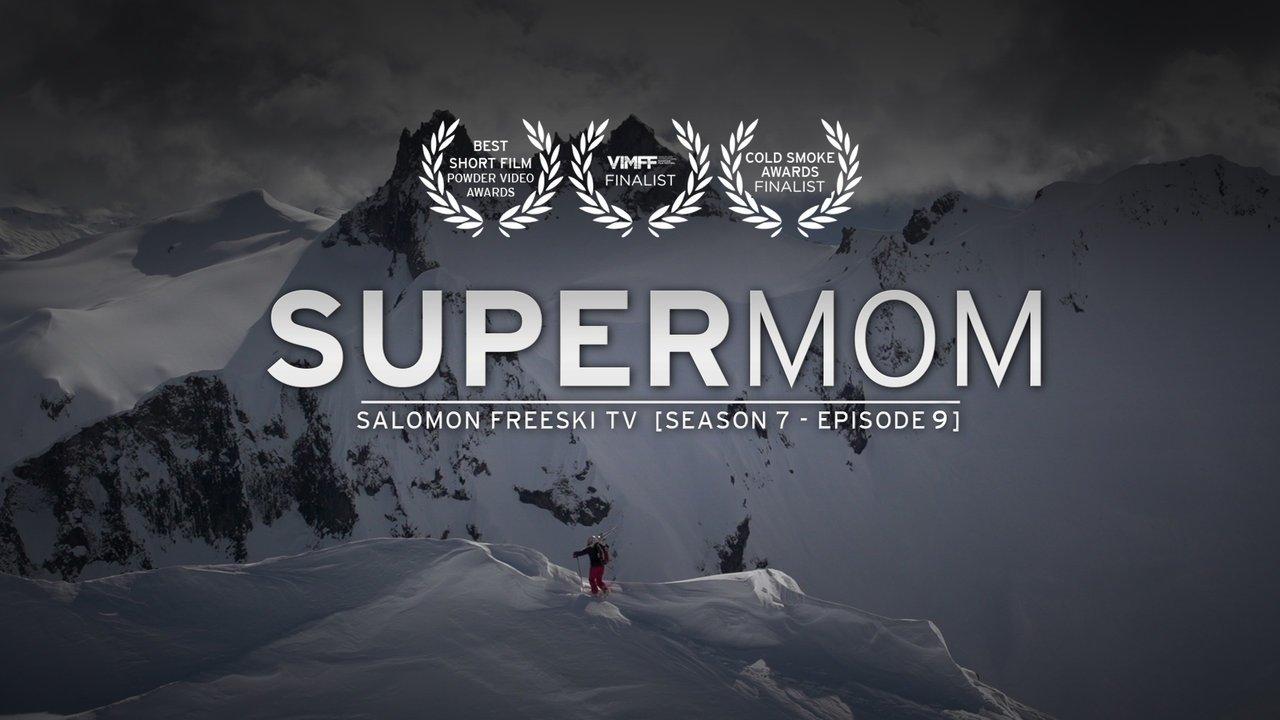 Professional skier meets motherhood