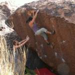 Jeline Guiles: Climbing and Motherhood