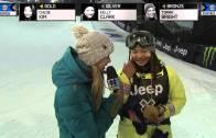 The future of snowboarding – Chloe Kim
