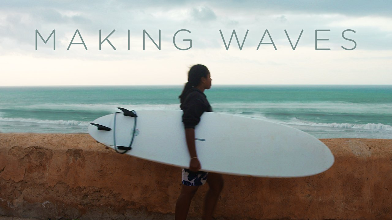 Making Waves in Morocco