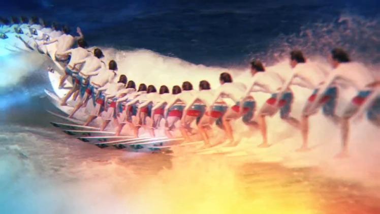 Surreal Surf Art
