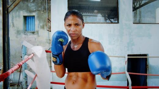 Cuba's female boxing revolution