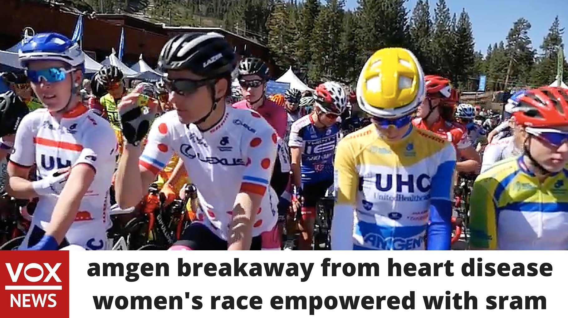 Women's Cycling at its Best!